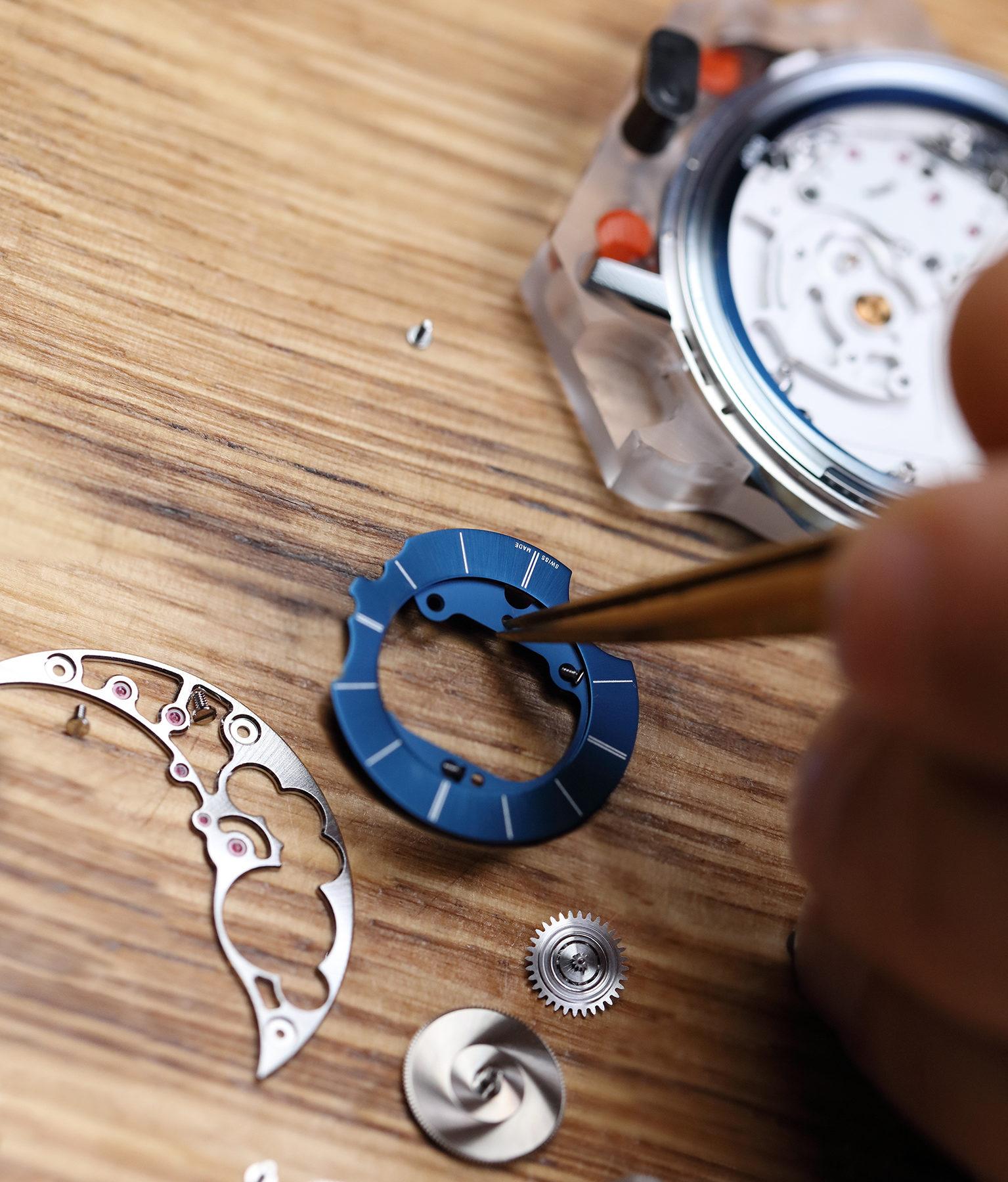 horlogerie geneve montre